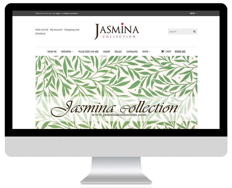 Jasmina Collection